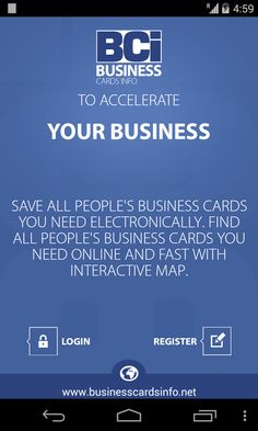 Business cards info bci free in the app store has developed an eliminate your business card clutter save all your business cards electronically instantly and just sync colourmoves