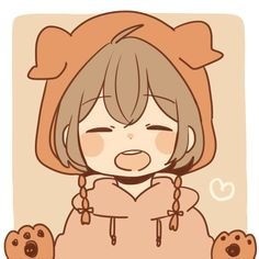 gambar anime, couples, and cute Chibi Girl Drawings, Anime Couples Drawings, Kawaii Drawings, Cute Little Drawings, Cute Drawings, Cute Anime Chibi, Kawaii Anime, Cute Chibi Couple, Anime Lindo