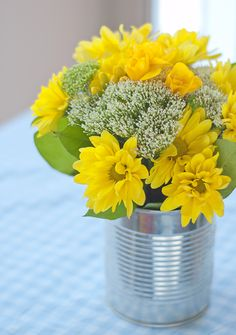 Lovely Yellow Flowers and Let's Talk About... Me ♥ Чудесни жълти цветя и да си поговорим за ... мен | 79 Ideas