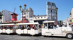 Petit Train de Montmartre