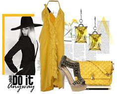 ;ove the sexy yellow