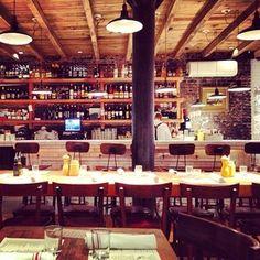 Aria Wine Bar | 10 NYC Bars That Will Take You Around The World