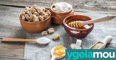 Ιδιαίτερα επικίνδυνη για την υγεία του ήπατος είναι σύμφωνα με νέα έρευνα η υπερκατανάλωση ενός γλυκαντικού που «κρύβεται» σε πολλά επεξεργασμένα τρόφιμα και αναψυκτικά Coconut Oil Scrub, Ground Coffee Beans, Diy Body Scrub, Sugar Intake, The Chew, Sugar Cravings, Natural Sugar, Skin So Soft, Diets