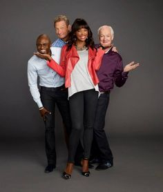 First official cast photo for Whose Line Is It Anyway.....I THINK WE'RE GOING BACK!!!!!!!!!!!!!!!!!!!!!!!!!!!!