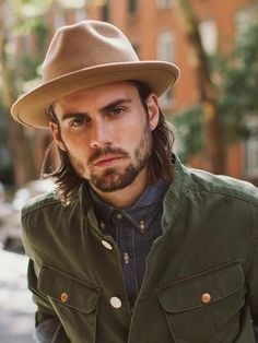 20b6c9f43 153 Best Men's Fedora images in 2018 | Man fashion, Men fashion ...