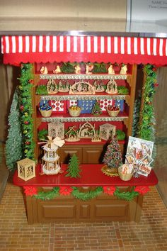 Good Sam Showcase of Miniatures: Exhibits
