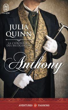 Les Reines de la Nuit: La chronique des Bridgerton T2, Anthony de Julia Q...