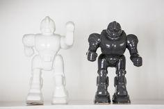 Robot Decor, the men love it! www.littlehoneypot.co.za Man In Love, Garden Sculpture, Robot, Interior, Outdoor Decor, Fun, Gifts, Inspiration, Design