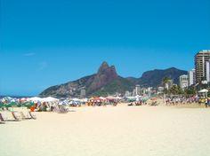Beach Transfer Copacabana & Ipanema #RioDeJaneiro, #Brazil beach transfer