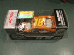 Action Racing Collectibles Kyle Busch 2011 M&M's Orange Color Halloween Special Paint Scheme #18 Camry 1/64 Scale Limited Edition Action Racing Collectables ARC by Action Racing. $14.99. Action Racing Collectibles Kyle Busch '09 M&M's Halloween #18 Camry, 1:24 Opening Hood, Trunk, Roof Flaps, Limited Edition Only 888 Made, less than 20 per State!. Action Racing Collectibles Kyle Busch '09 M&M's Halloween #18 Camry, 1:24 Opening Hood, Trunk, Roof Flaps, Limited Edi...