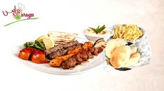 50% off Meal Combo of Your Choice from Arayes Restaurant ($8 instead of $16)