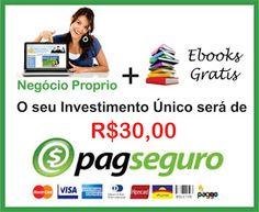 Seja Livre!!! Trabalhe em Casa com a Internet...: Porque investir em um Negócio On Line???