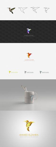 #Humming #Bird #Logo
