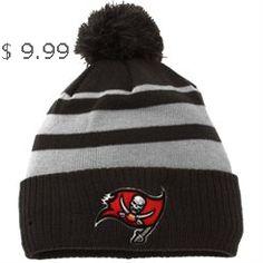 Cheap NFL Beanies Wholesale Knit Hats Tampa Bay Buccaneers Sale TBBKH800