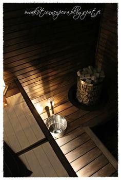 Oma koti onnenpesä: Lempeät löylyt - uudistunut sauna Bathtub, Bathroom, Standing Bath, Washroom, Bathtubs, Bath Room, Bath, Bathrooms, Bath Tub