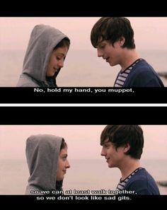 Goodness gracious! Angus, Thongs, and Perfect Snogging is all that and a pack of crackers.