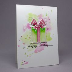 Swanlady Impressions: Gift