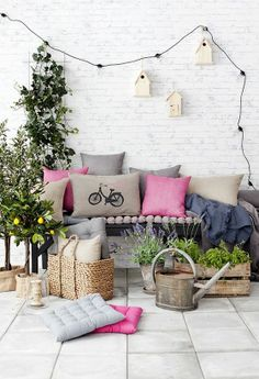 styling - garden decor