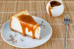 Cheesecake al Caramello: la ricetta per preparare un dolce straordinario, fantastico, adatto da poter presentare sempre ed in qualsiasi occasione