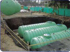 Tanques para combustible en fibra de vidrio (prfv)