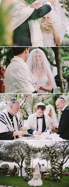 Lea and Douglas   'Costiera chic' super luxe Jewish wedding at Belmond Hotel Caruso , Ravello, Amalfi Coast, Italy