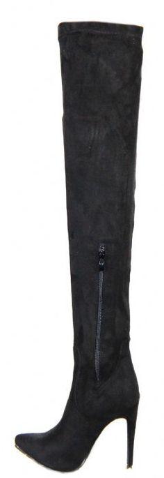 New Womens Ladies Fringe Tassel Suede Block High Heeled Ankle Zip Up Boots.