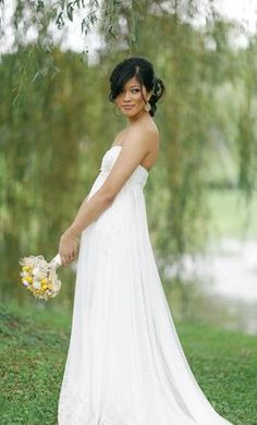 Beautiful Used Watters Wedding Dress Size Get A Designer Gown For Much
