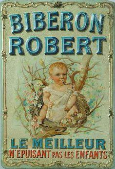 """Biberon Robert 1873 questo biberon ottenne un grande successo e fu molto molto apprezzato dalle mamme in quanto permetteva al bambino di """"servirsi"""" da solo; purtroppo solo più tardi ci si è accorti che i tubi di gomma per carenza di pulizia, erano causa di gravissime infezioni intestinal"""
