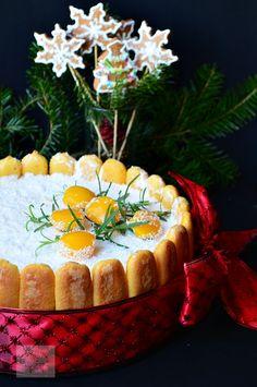 Tort diplomat cu piersici din compot - CAIETUL CU RETETE Tiramisu, Cake, Ethnic Recipes, Desserts, Tailgate Desserts, Deserts, Kuchen, Postres, Dessert