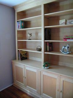 Tutorial pour fabriquer une biblioth que en placo et bois for Fabriquer bibliotheque murale