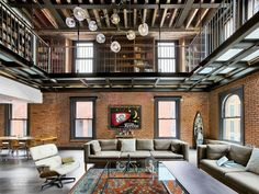 TriBeCa Penthouse by