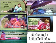 The beauty in being the leader   allkpop Meme Center