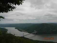 Bear Mountain View @Hudson Valley, NY #HudsonValleyRealEstate #RealEstate #NYRealEstate #nature #sceneries #photography