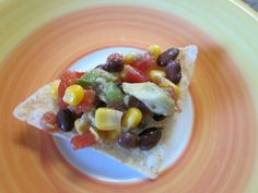 Avocado ,black Beans And Corn Dip Great For The Big Game) Recipe - Food.com