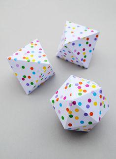 printable 'confetti' paper