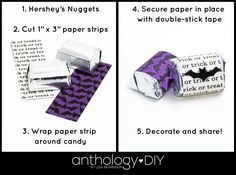 A really SWEET way to use your paper scraps! #lisabearnson #AnthologyDIY