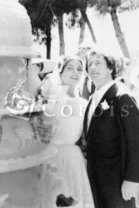 Princess Caroline of Monaco and Phillipe Junot, 29 June 1978 - The Royal Forums Princess Alexandra, Princess Stephanie, Princess Caroline, Huge Wedding Cakes, Philippe Junot, Monaco Princess, Prince Rainier, Monaco Royal Family, Civil Wedding