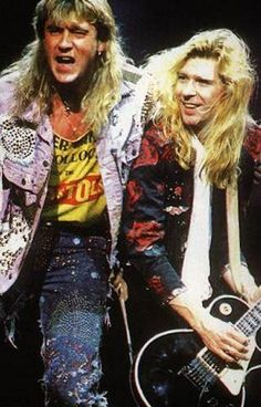 The legend that was Steve M Clark. One of my three guitar heros.   http://www.find-my-band.co.uk/def-leppard-playlist/