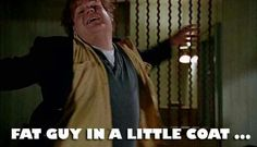 Tommy Boy ~ movie quotes