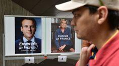 Macron wint verkiezingen Frankrijk: van onbekend adviseur tot president