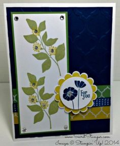 Summer Silhouettes, Best of Sale-A-Bration, Stampin' Up!