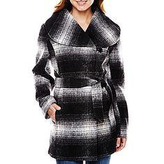 cbb530f2c32 Worthington® Short Sleeve Lace Blocked Tee - Plus - JCPenney