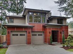 035H-0132: Modern Two-Story House Plan; 3025 sf