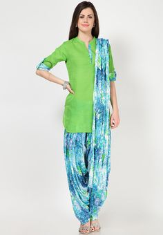 http://images.voonik.com/75502/green-cotton-salwar-kameez-dupatta-original.jpg?1375289956 not crazy about the colors, but the style looks extremely comfortable