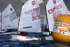 España. Meeting Pescanova de Optimist 2012.