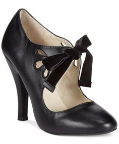 Dolce by Mojo Moxy Hailee Pumps @ macys. tried to pin it in either grey or nude. But its pinning the black shoe.