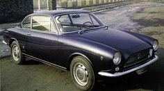 1964 Fiat 1500 4-seater coupe Ellena