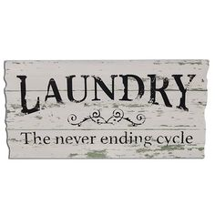 Never Ending Cycle Sign - *FREE SHIPPING*
