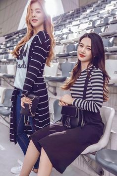 Red Velvet look gorgeous for Chinese brand 'Meters/bonwe' 2015 S/S collection
