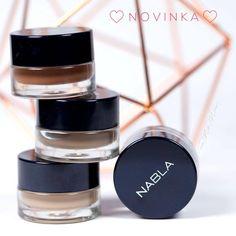 Vodeodolná, dlhotrvácna farba na obočie od talianskej značky NABLA krásne vyplní obočie a dokonale ho vytvaruje <3 Pripravte sa na leto so skvelou značkou NABLA!